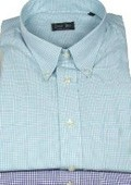 Gitman Sport Cotton Gingham Plaid Orig: $120.00 On Sale: $125