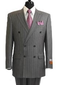 140 Mens Grey Double