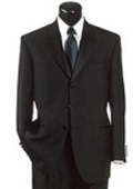 SKU# VT34 Three Button Luxuary premeier quality italian fabric Design Super 150's All season Wool Suit+Shirt+LongTie $185