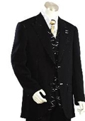 Mens Two Button Suits