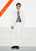 Mens Wedding Suit Notched