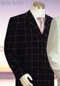 Plaid Zoot Suit in