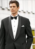 Jean Yves Designer 1 Button Shawl Tuxedo With Pleated Pants $299