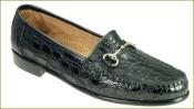 137 black Genuine Crocodile