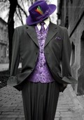 3pc Fashion Zoot Suit
