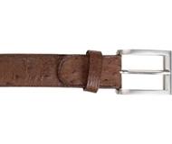 Ostrich Quill Belt $129
