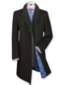 Wool Cashmere Over Coat