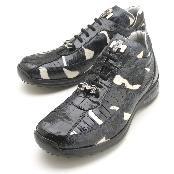 Ostrich Leg Black $329