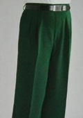 SKU#FK4997 Green Wide Leg Dress Pants $59