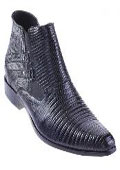 Genuine Ostrich Lizard Skin and Leather For Added Comfort