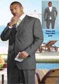Beach linen suits