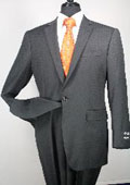 Men's Executive 100% Wool Suit