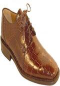 Ferrini Genuine Alligator Shoes $569