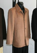 Coat Style Black Brown