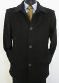Coat Style Black