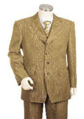 Button Suit $225