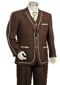 Three Button Suit $225