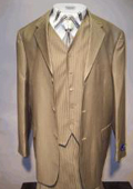 Taupe Vested Tone on
