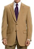 2-Button Cashmere & Wool