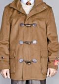 Chesnut Wool/ Cashmere Blend