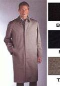 Breasted Classic Poplin Raincoat-Trench