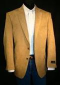 Camel Microfiber Sportcoat $139