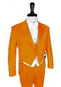 150's Orange Peak Tailcoat