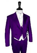 Purple Suits