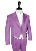 150's Lavender Peak Tailcoat