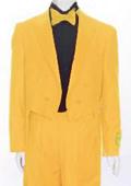 Yellow tuxedo