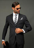 Slim Fit Super 150s