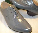 Quality Grey Oxford Shoes