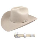 4X Felt Hat Silverbelly