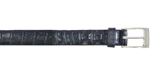 All-Over Genuine Crocodile Belt