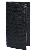 Altos Black Genuine Crocodile