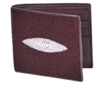 Altos Burgundy Genuine Stingray