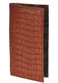 Altos Cognac Genuine Crocodile