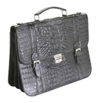 Genuine Caiman Sport Briefcase