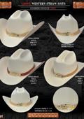 Norma Western Cowboy Straw