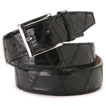 SKU#KS4005 Black Alligator patchwork $200