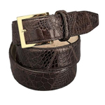 SKU#RS6349 Chocolate Patchwork Alligator $199
