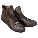 ITALY Washed Brown Genuine