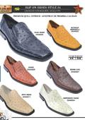 Quill Ostrich Shoe Black