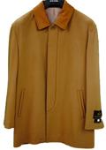 Car Coat W/ Lambskin