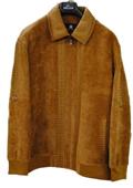 Corduroy Jacket Camel Olive