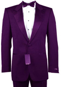 Purple Suits