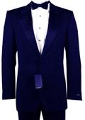 Dark Blue Tuxedo