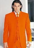 Orange Suits