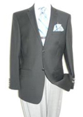 SKU#2BV-J40912C Blazer Black Cashmere Wool By Giorgio Cosani $175
