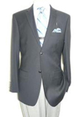 2-Button Wool Suit $165